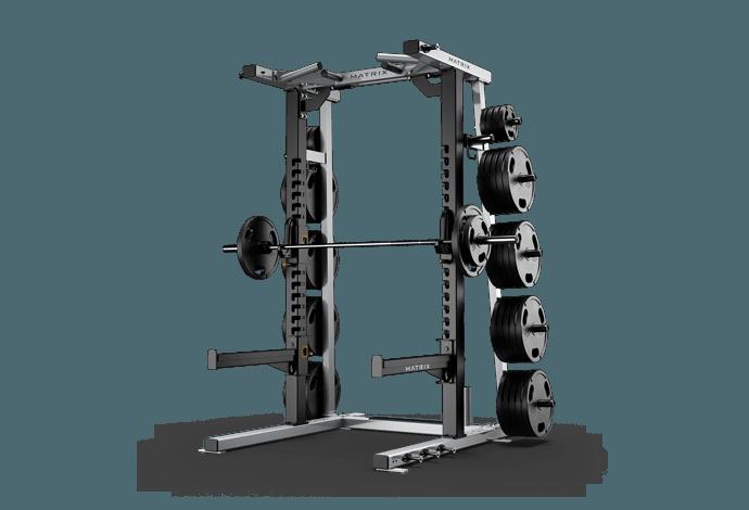 mega half rack racks platforms