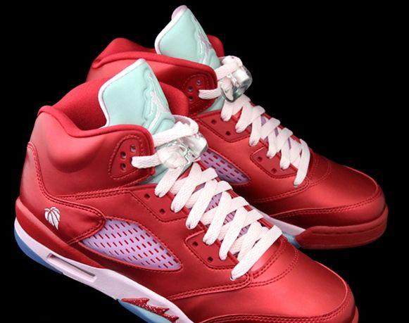 Air Jordan V GS Valentines Day Air Jordans Release