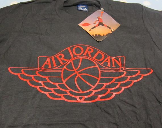 Vintage Gear Air Jordan 1 Quot Wings Quot Logo T Shirt Air