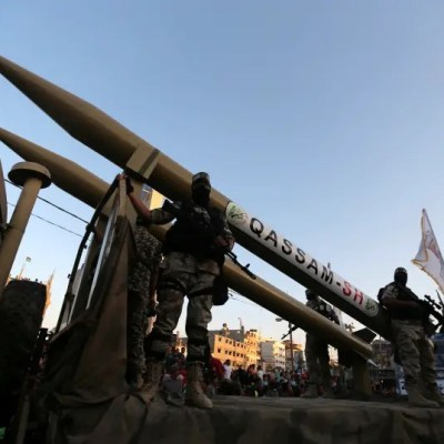 Israel's Gaza challenge: stopping metal tubes turning into rockets