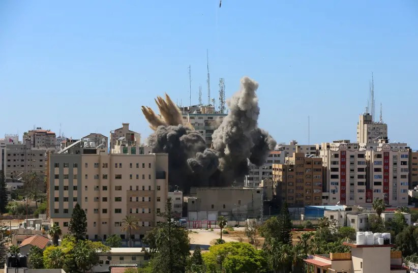 AP's top editor wants investigation into Israeli bombing of Gaza office