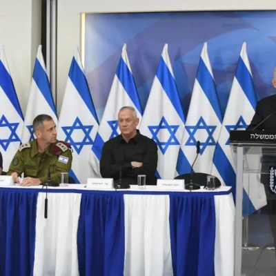 Netanyahu, defense chiefs call operation 'game-changing' defeat of Hamas