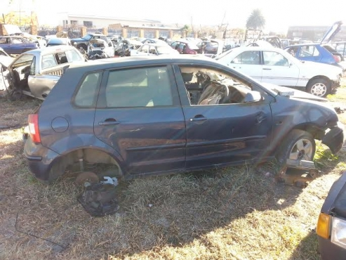 2006 Vw Polo Hatchback Stripping For Spare Parts