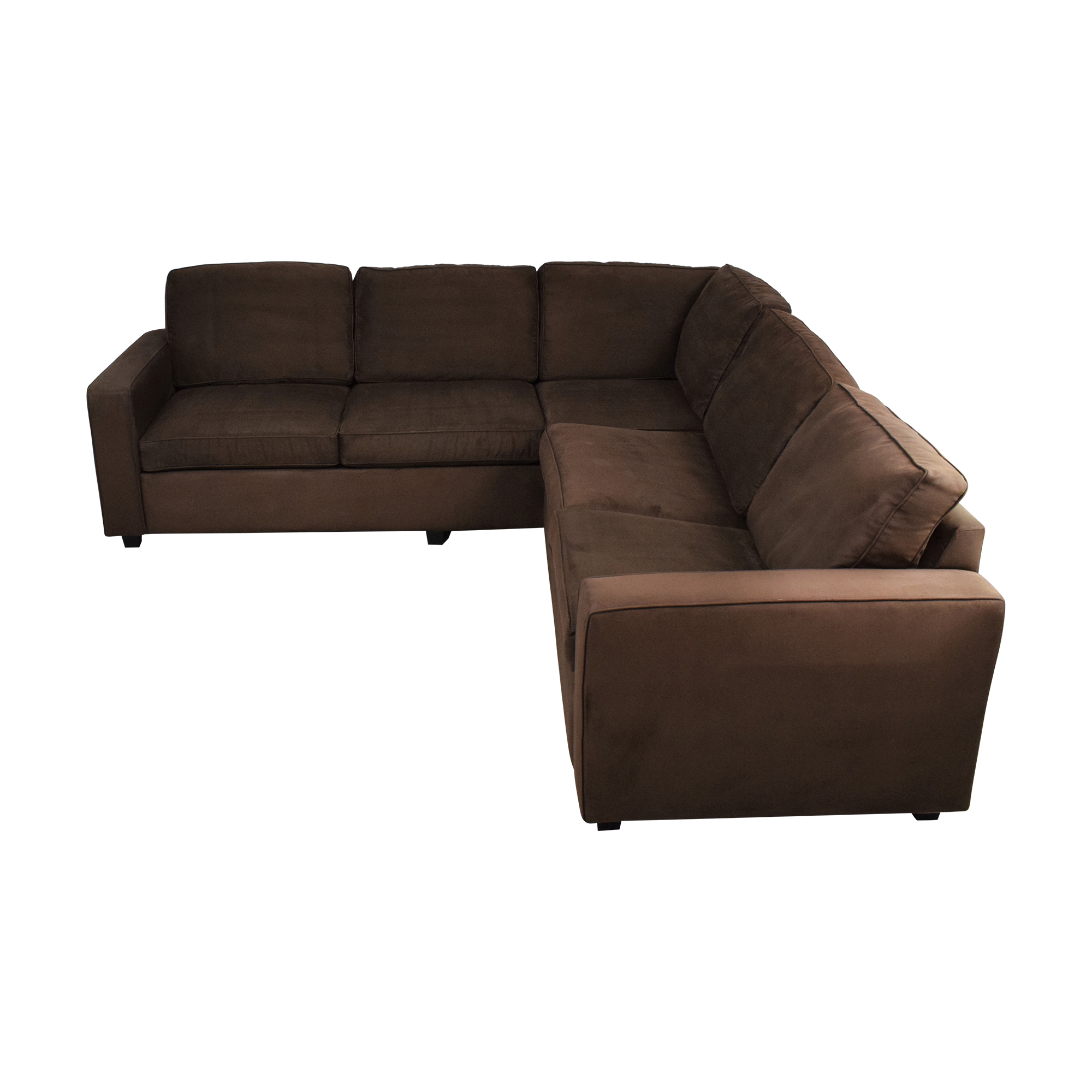 85 off l shaped sleeper sofa sofas