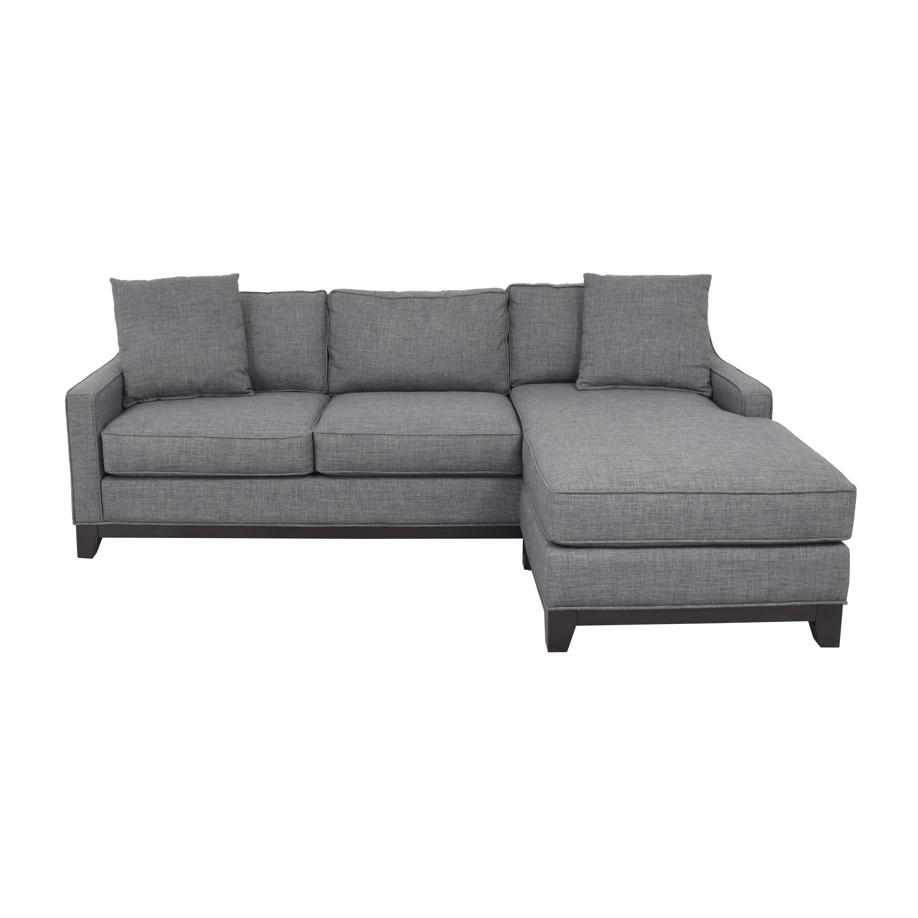 26 off macy s macy s keegan 2 piece fabric reversible chaise sectional sofa sofas