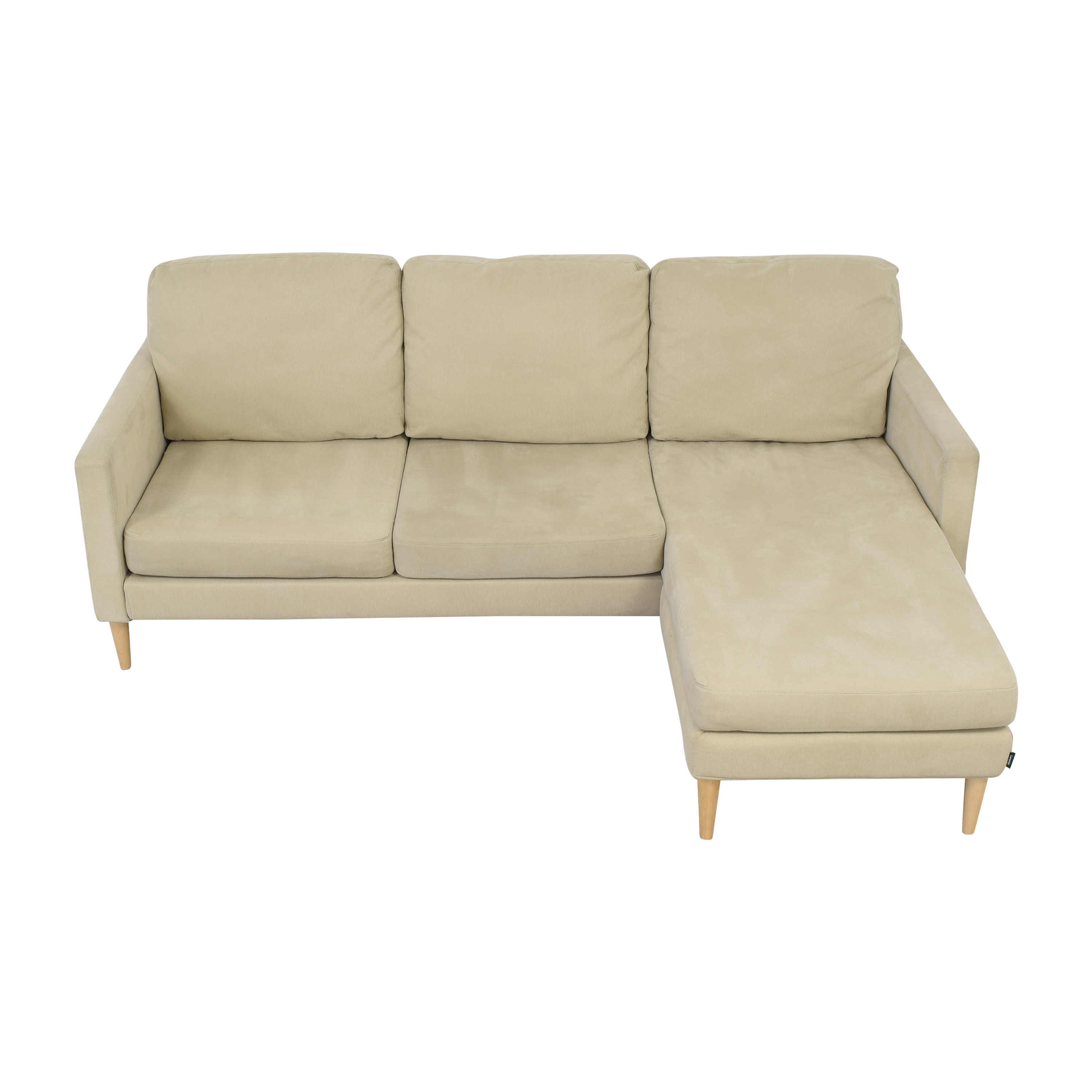 57 Off Campaign Campaign Modern Sectional Sofa Sofas