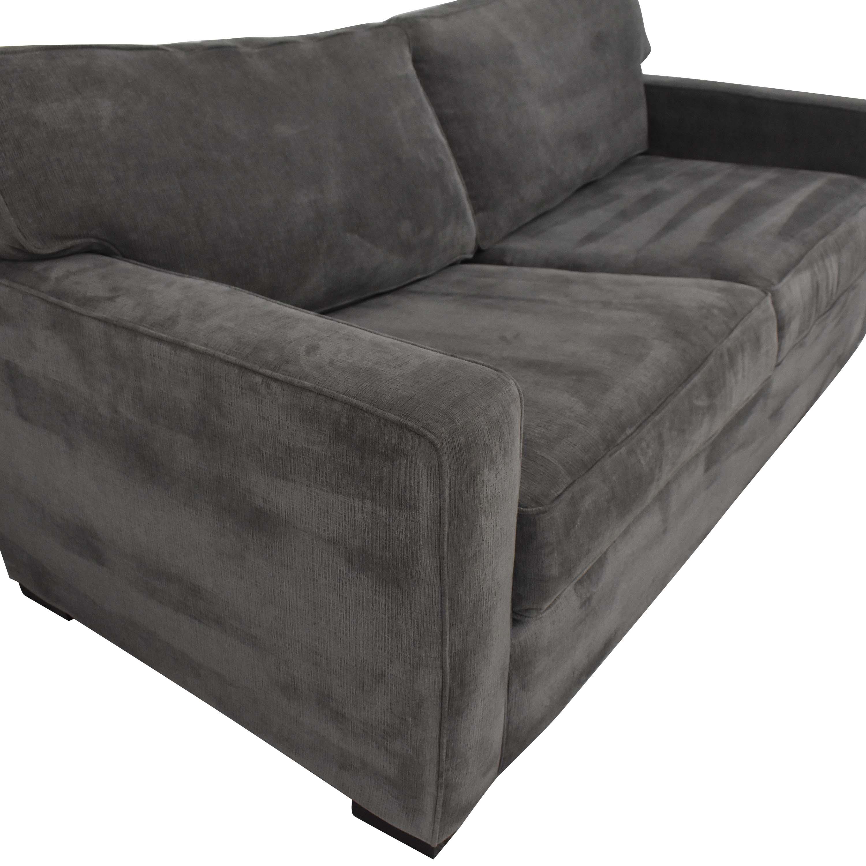 80 off macy s macy s radley full sleeper sofa bed sofas
