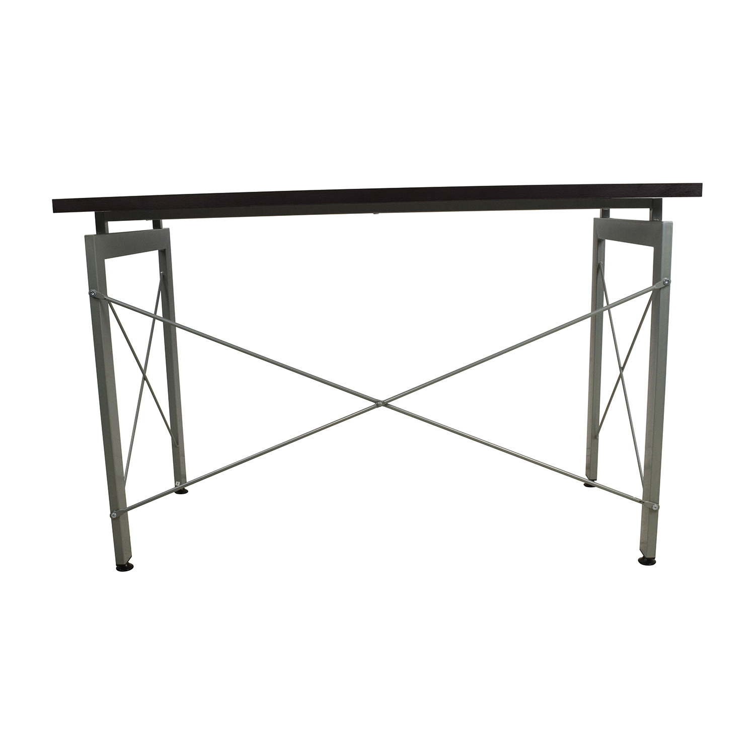 39 Off Allmodern All Modern Wood And Metal Desk Tables