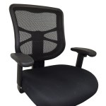 53 Off Staples Staples Adjustable Desk Chair Chairs