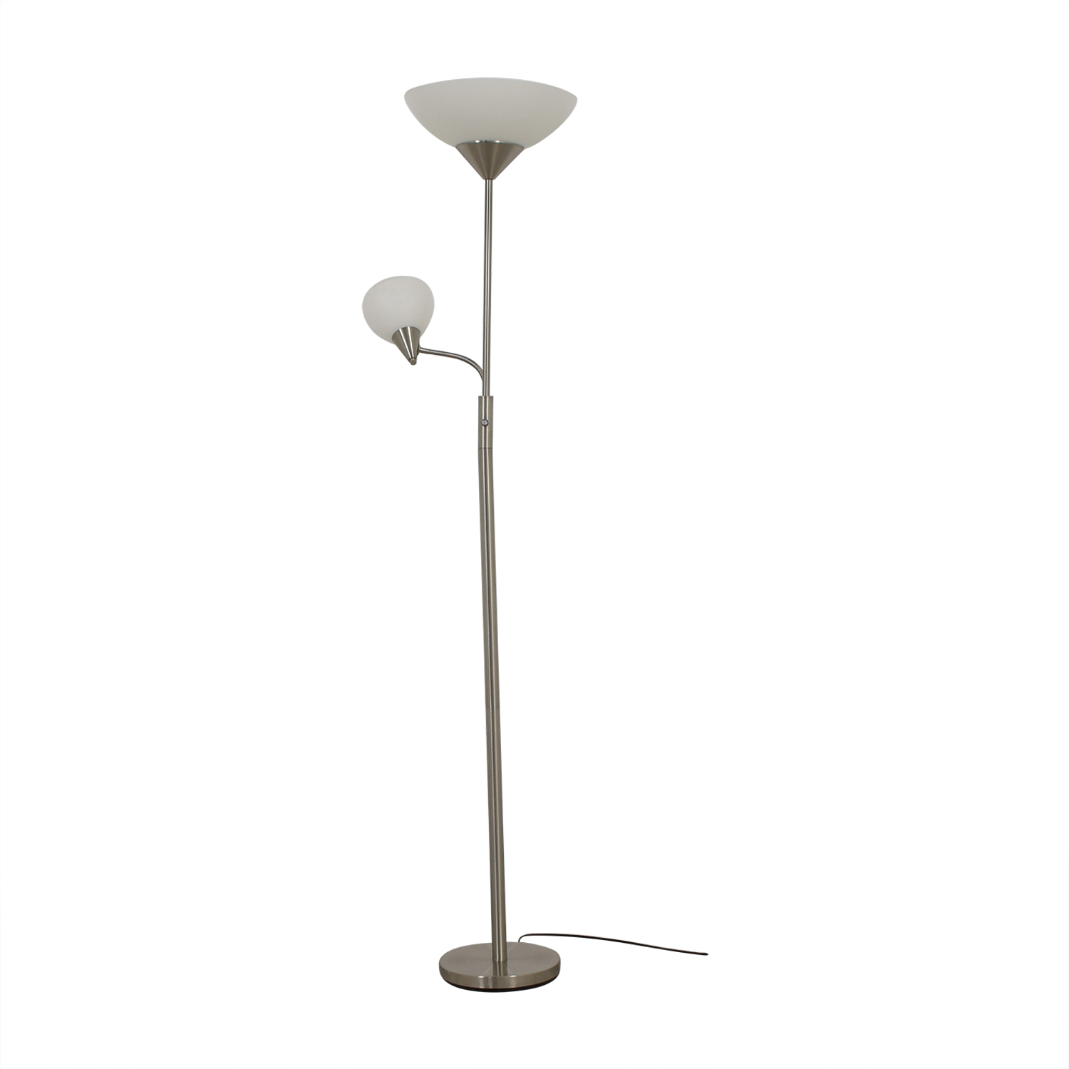 49 Off Floor Lamp With Adjustable Reading Lamp Decor