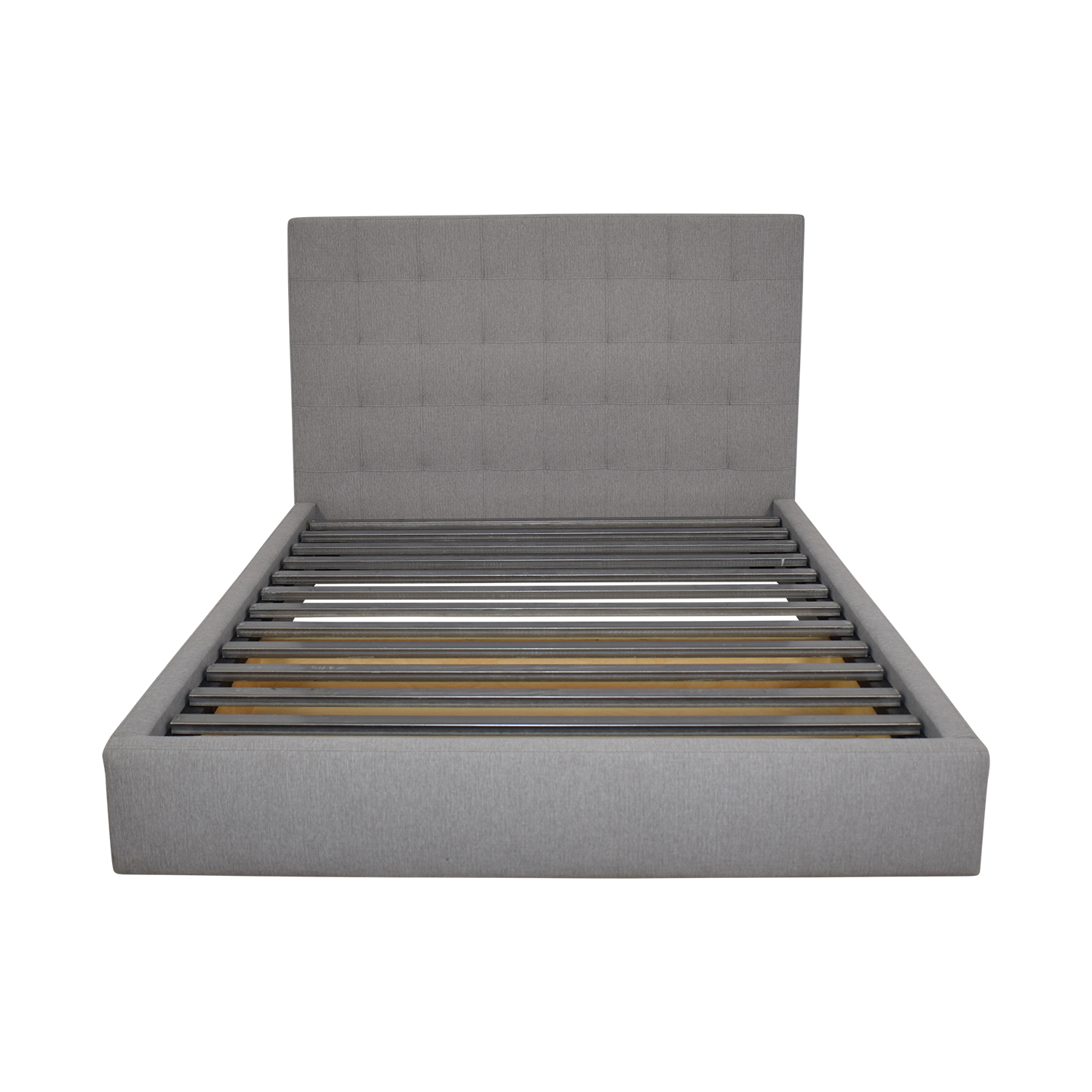 73 off room board room board avery upholstered bed with storage drawer beds