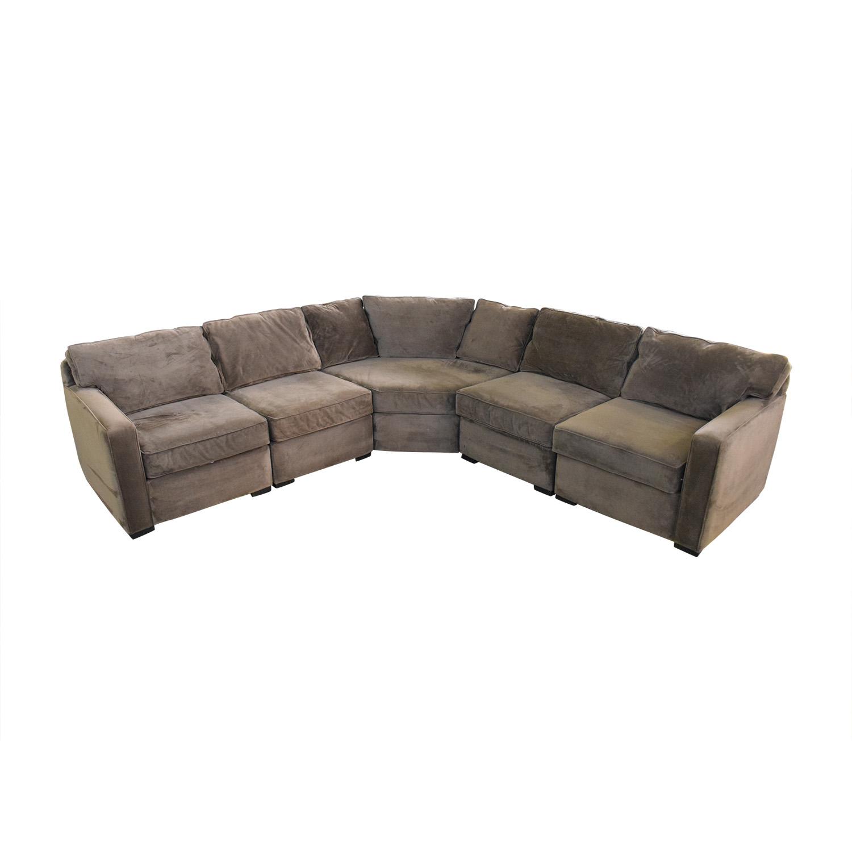 77 off macy s macy s sectional sofa sofas