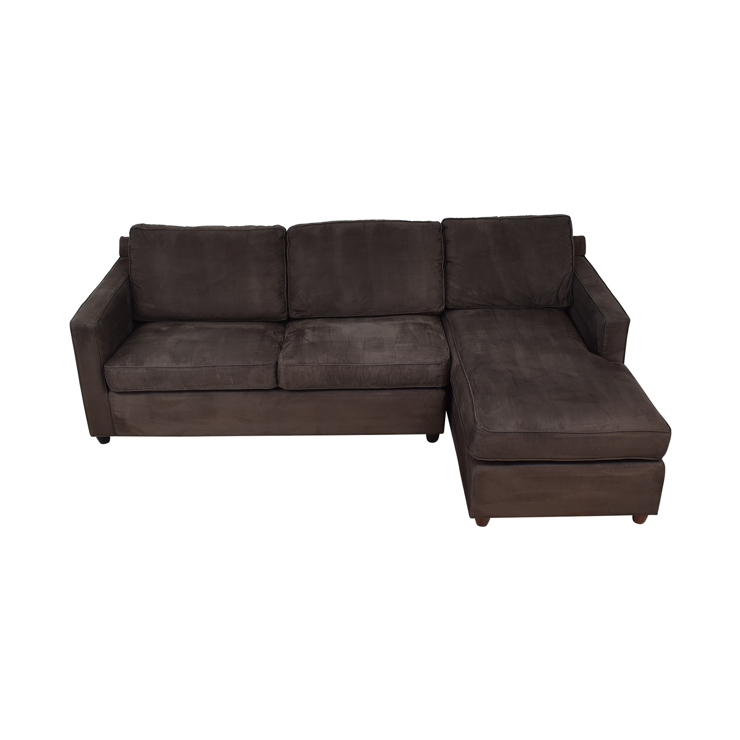 75 off crate barrel crate barrel sectional sleeper sofas