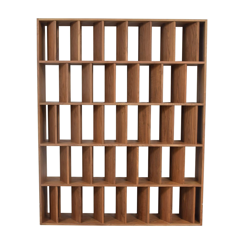 79 Off Room Divider Bookcase Storage