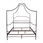 74 Off Pottery Barn Teen Pottery Barn Teen Full Maison Canopy Bed Beds