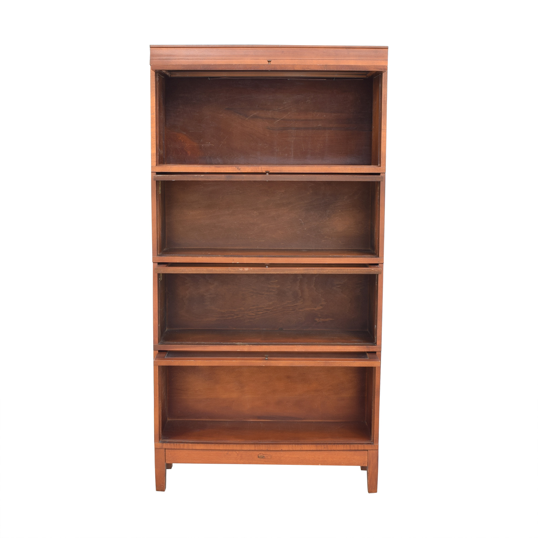 59 Off Globe Wernicke Globe Wernicke Barrister Bookcase Storage