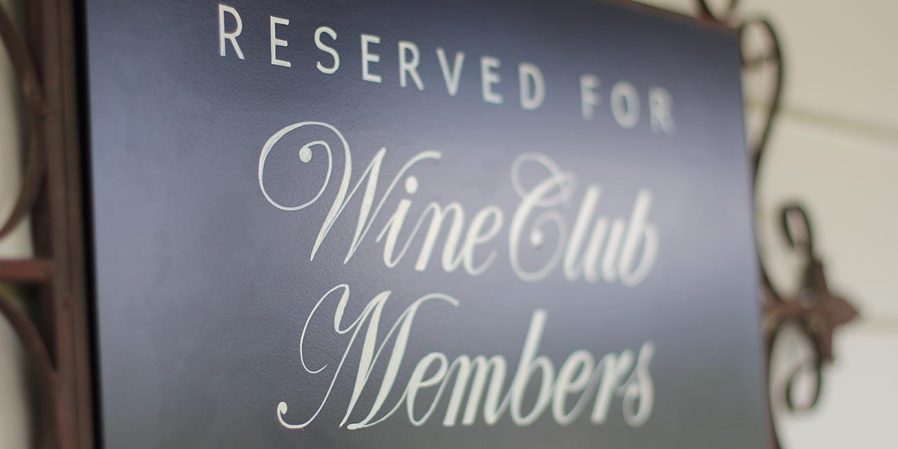 Keith Tulloch Wine Club Members Weekend