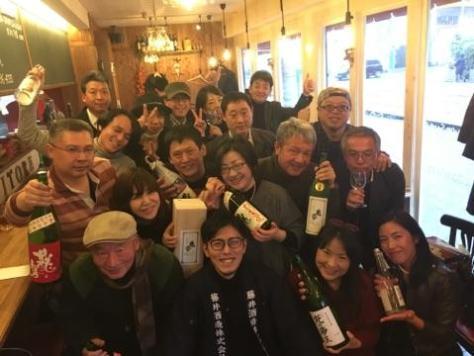 「燗酒フェス」を企画した藤本さんがこれまで開いてきたイベントの様子