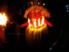 Pully Bhagavathy Theyyam