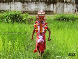 Aadivedan Theyyam