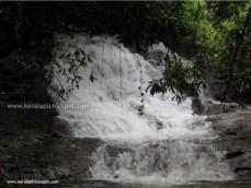 Kanayi Kanam main waterfall