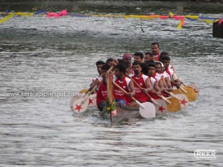 Kuppam Boat Race