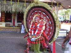 Madayil Chamundi Theyyam