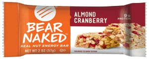 Bear Naked™ Real Nut Energy Bars, Almond Cranberry