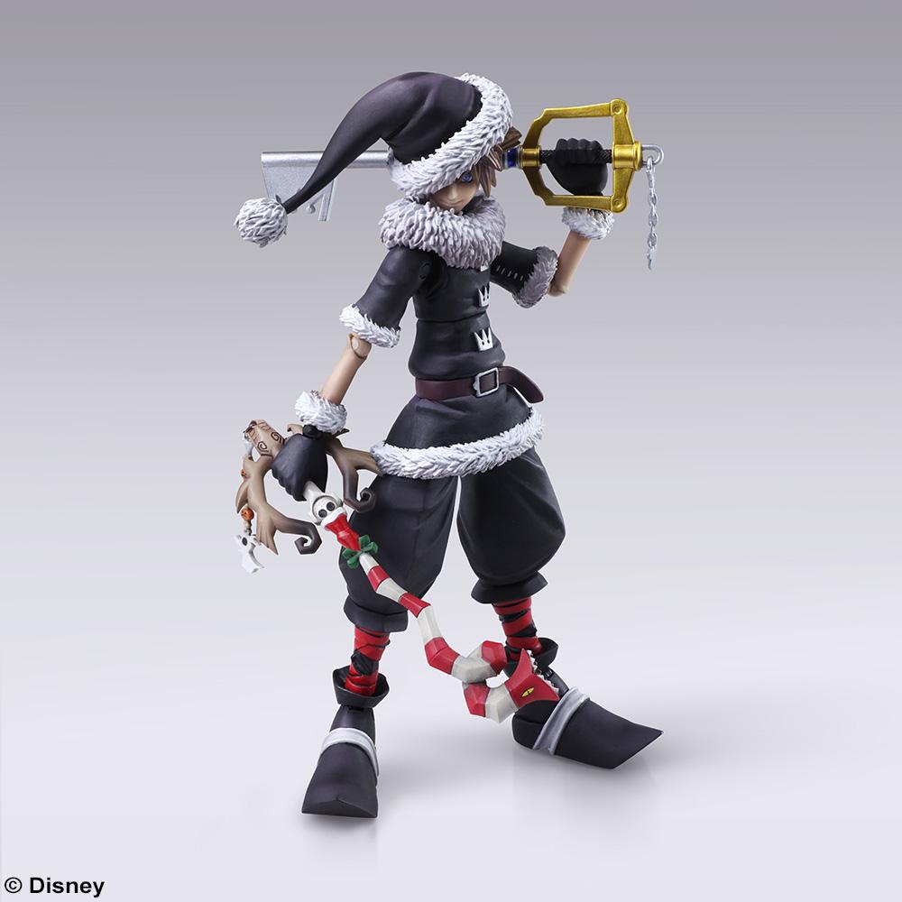 KH2 Halloween Town And Christmas Town Sora Bring Arts Figures Coming 2019 News Kingdom