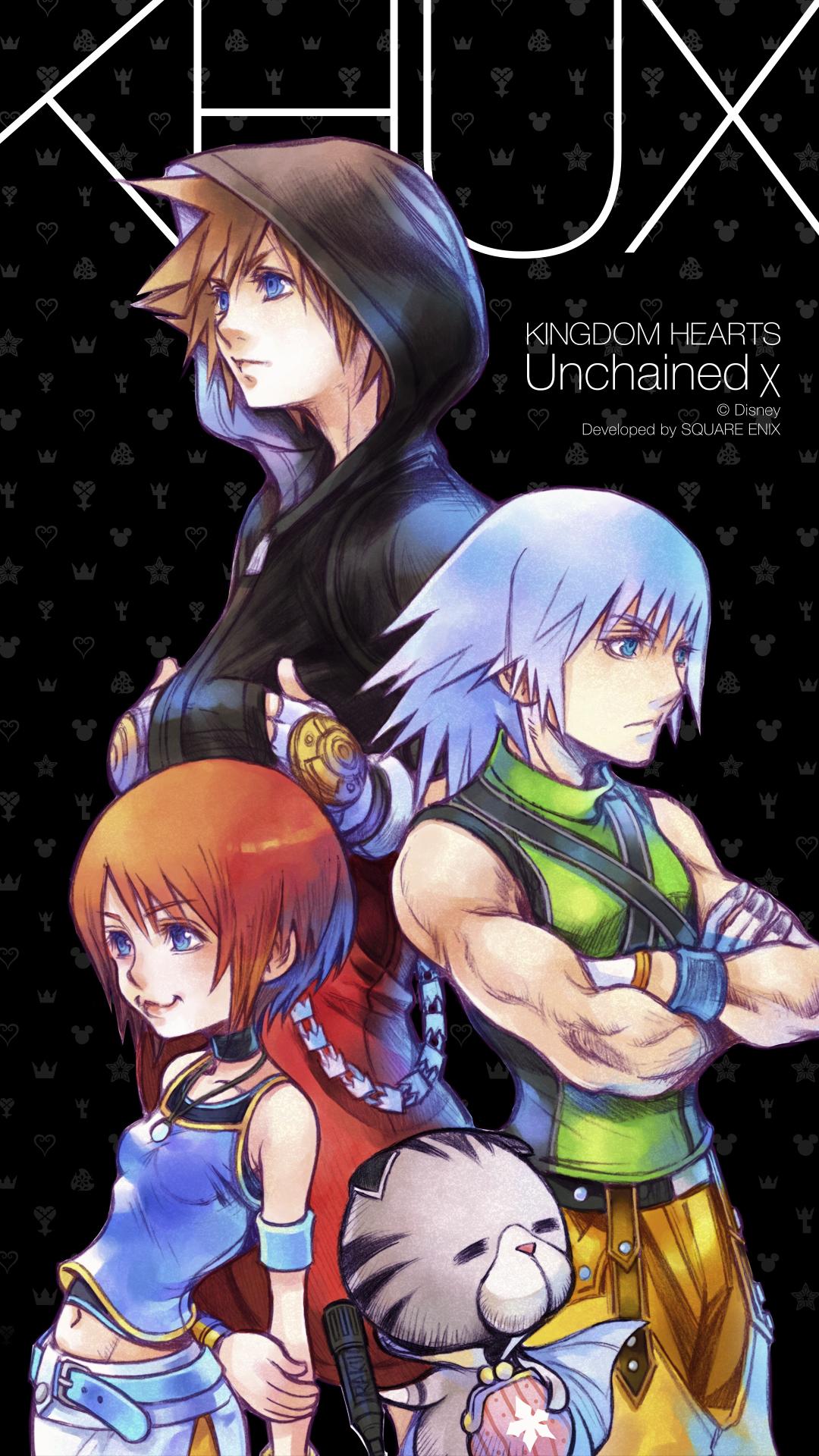 Wallpapers KINGDOM HEARTS Union Cross Kingdom Hearts Insider