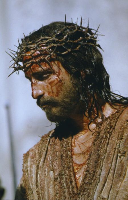 Christ in battle