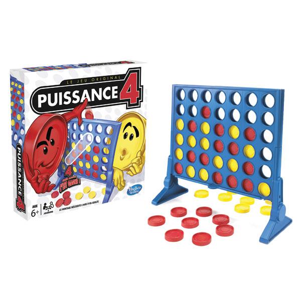 Puissance 4 Hasbro King Jouet Jeux De Stratgie Hasbro