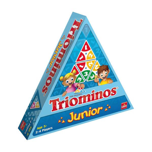 Triominos Junior Goliath King Jouet Jeux De Rflexion