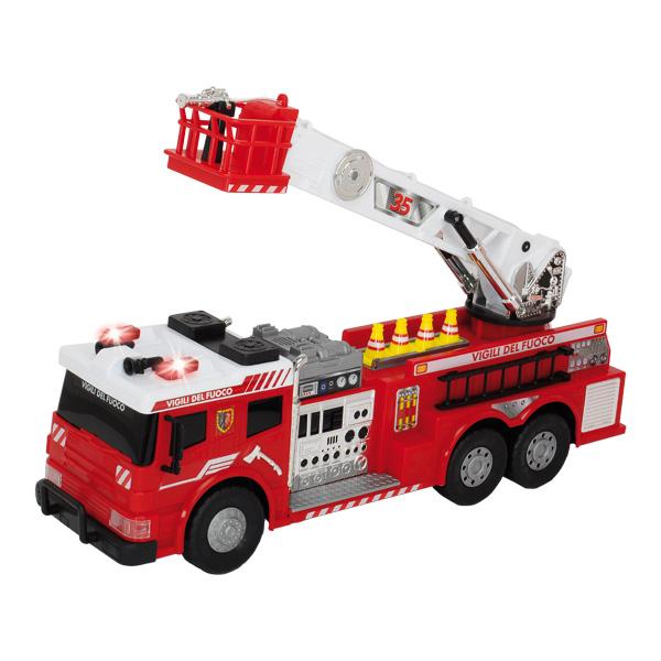 Camion De Pompiers Filoguid Motor Amp Co King Jouet