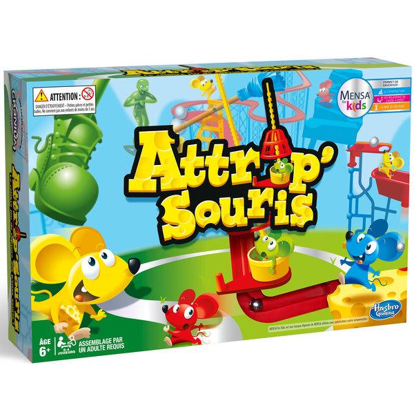 Attrapsouris Hasbro Gaming King Jouet Jeux De Hasard