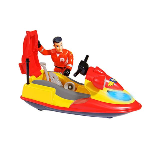 Ocan Jet Ski Junon Sam Le Pompier Figurine Sam Smoby