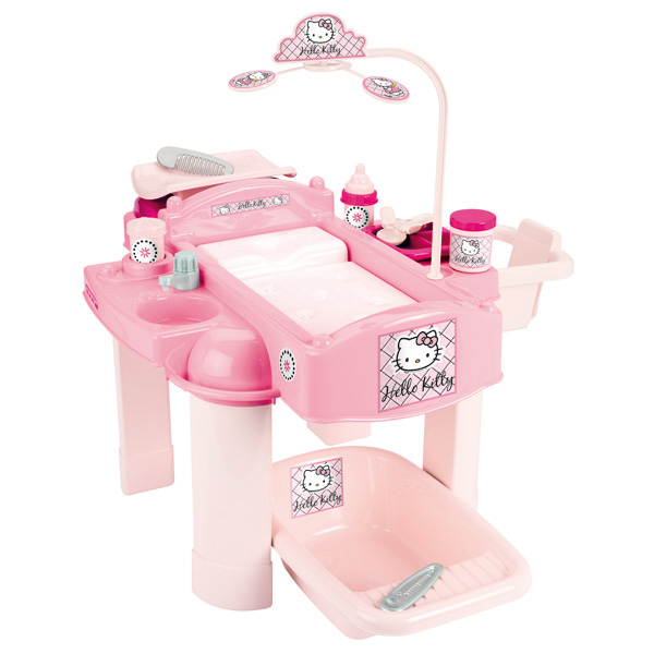 Nursery Hello Kitty Rose Ecoiffier King Jouet Faire