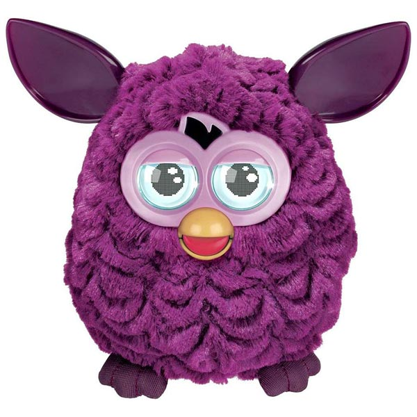 Furby Hot Plum Fairy Hasbro King Jouet Peluches