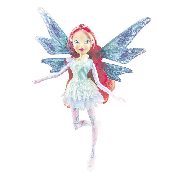 Poupe Winx Tynix Fairy Bloom Giochi King Jouet Poupes