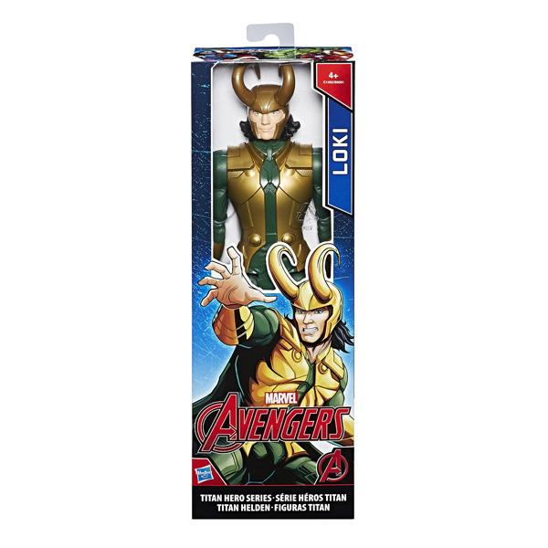 Figurine Avengers 30cm Loki Hasbro King Jouet Figurines
