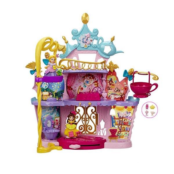 Disney Princesses Chteau Little Kingdom Hasbro King