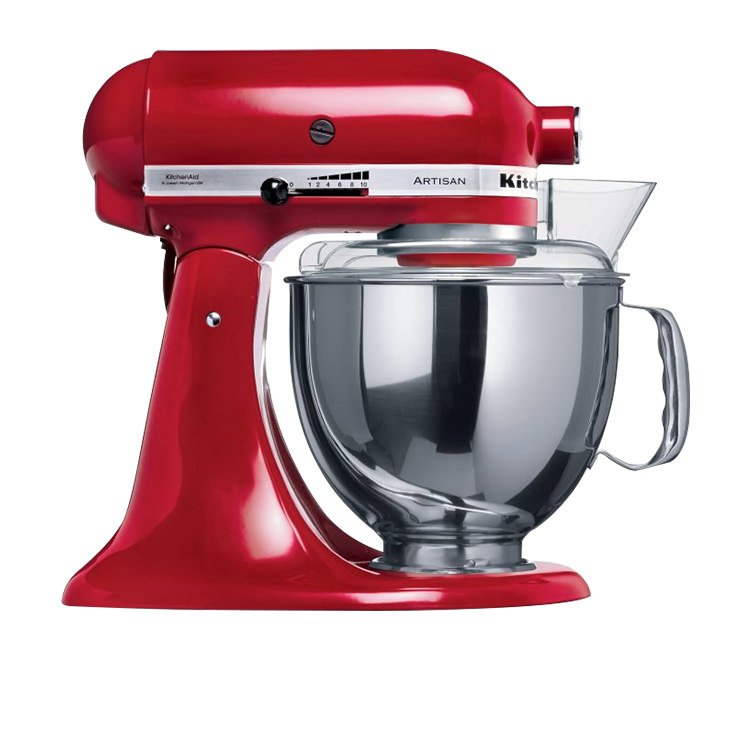 KitchenAid Mixer KSM150 Empire Red On Sale Only 599