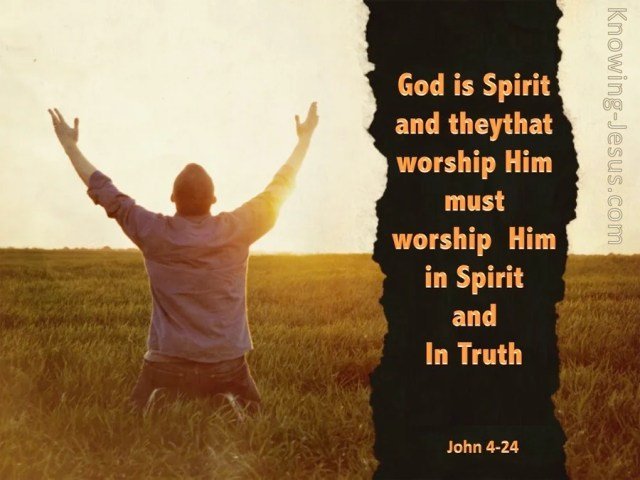 Image result for worship spirit and truth