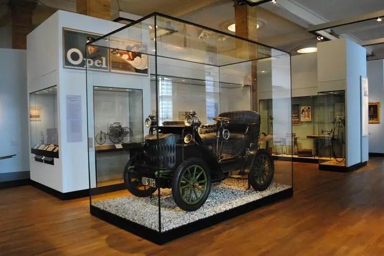 موزهی تاریخ آلمان