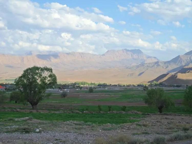 منطقه کوهپایه کرمان