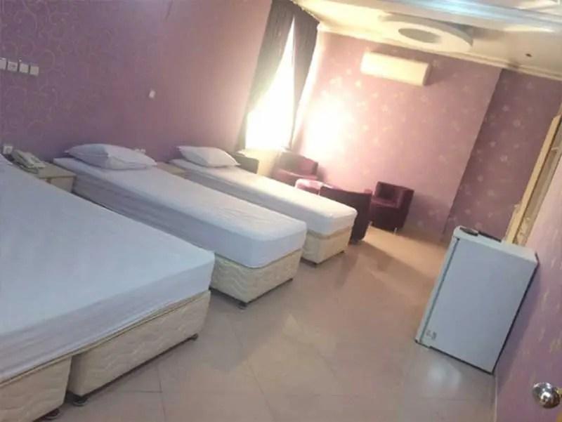 هتل مهر نیشابور
