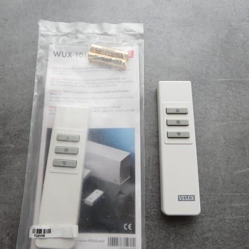 Telecommande Wur100 Velux Vxprvx00057 Telecommandes Velux