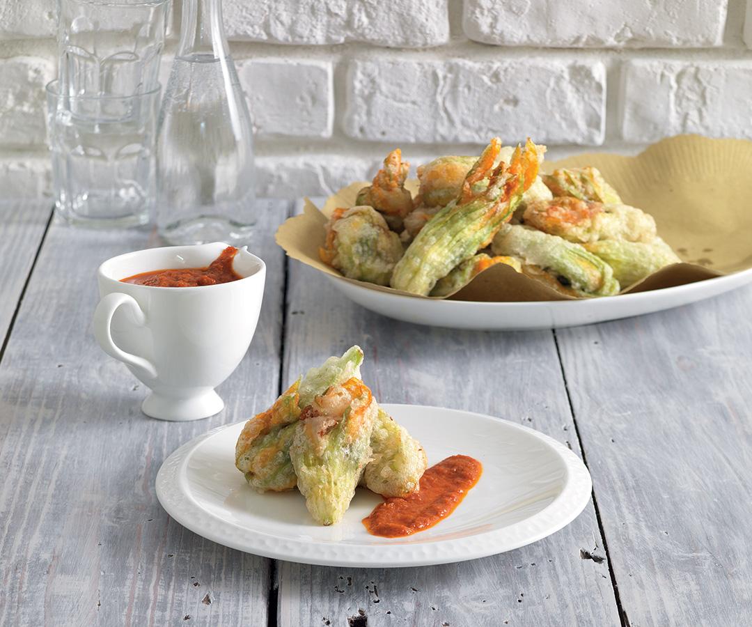 Pastella Per Fiori Di Zucca Senza Uova La Cucina Italiana