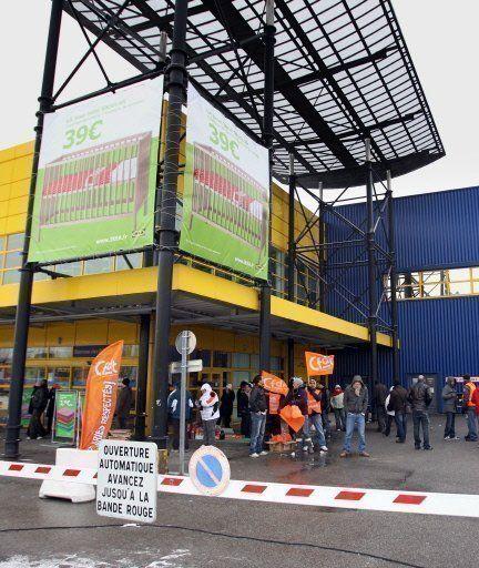 Ikea Les 9000 Salariés Appelés à Une Grève Historique