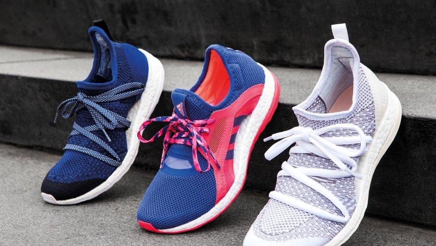 adidas devoile des chaussures de running rien que pour les femmes